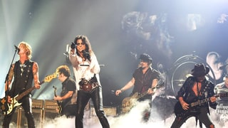 The Hollywood Vampires Make Their TV Debut