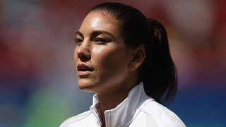Hope Solo Says She's 'Saddened' By Suspension Over 'Cowards' Comment at the Rio Olympics