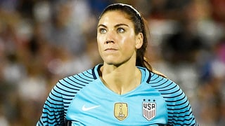 Hope Solo Suspended for Six Months After Calling Swedish Women's Soccer Team 'Cowards'