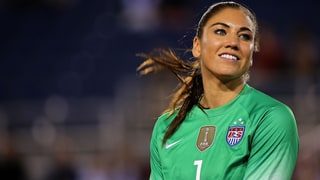 Hope Solo Announces She's Running for President of U.S. Soccer Federation