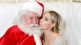 Santa, Meet Buffy