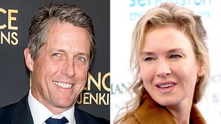 Hugh Grant Didn't Recognize a Photo of Renee Zellweger — But There's a Catch