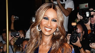 Iman Addresses David Bowie's Death at 'First Night Out' Since His Passing