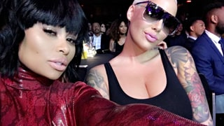 Blac Chyna Shows Off Post-Baby Body in Catsuit as She Presents Award to Amber Rose at All Def Movie Awards