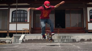 Watch 14-year-old Japanese Skateboarding Prodigy's Breathtaking Film