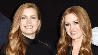 Isla Fisher Reveals She Swapped Her Face With Look-Alike Amy Adams' on Her Family Holiday Card and 'No One Noticed'