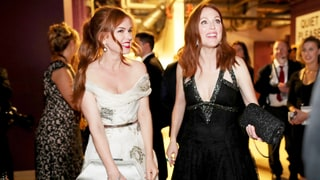 Isla Fisher and Julianne Moore