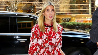This Is What Ivanka Trump Wore to Bring Her Baby Home