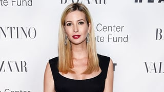 Pregnant Ivanka Trump Glows in Fitted Gown on the Red Carpet