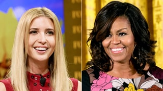 Ivanka Trump and Michelle Obama Spoke on the Phone for an Hour, Donald Trump Says