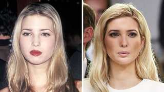 Ivanka Trump's Beauty Evolution, From 1998 to Today — Watch
