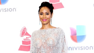 Jada Pinkett Smith Wears See-Through Shirt to 16th Annual Latin Grammy Awards