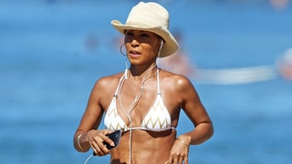 Jada Pinkett Smith Continues to Slay the Bikini Game With Her Incredibly Toned Body