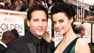 Jaimie Alexander and Peter Facinelli Win the Golden Globe for Cutest Couple