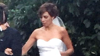 Get All the Details on Jamie-Lynn Sigler's Gorgeous Wedding Dress