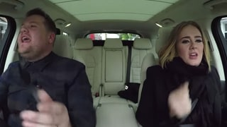 Adele and James Corden Get Ready to Present Most Amazing Carpool Karaoke Ever