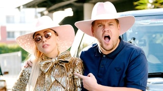 Lady Gaga Gives Incredible Performance as She Takes the Wheel on James Corden's 'Carpool Karaoke'