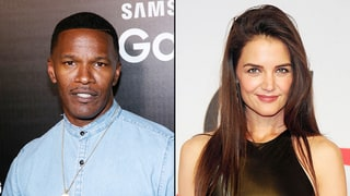 Jamie Foxx Celebrates His 48th Birthday With Katie Holmes