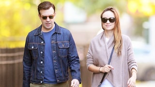 Olivia Wilde and Jason Sudeikis Look Chill as They Head Out for Brunch After Baby Daisy's Birth: Photo
