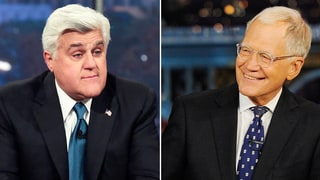 Jay Leno vs. David Letterman