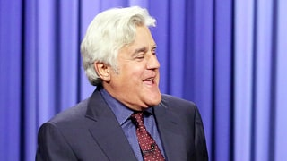 Jay Leno Returns to 'The Tonight Show' With a Monologue Full of Political Zingers