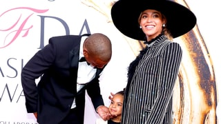 Beyonce, Jay Z Make It a Family Night With Blue Ivy at CFDA Fashion Awards: Photos