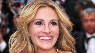 Julia Roberts' Peachy Blush