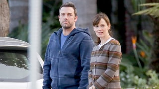 Ben Affleck, Jennifer Garner Cordial for the Kids Only, Don't Spend Time Alone