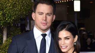 Channing Tatum Gives Jenna Dewan Tatum a Pedicure, Because 'He Is This Awesome'