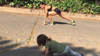 They Make Exercise a Family Affair!