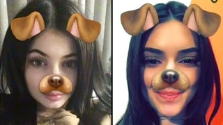 Preview Kendall and Kylie Jenner's Puppy-Themed Purse Charms