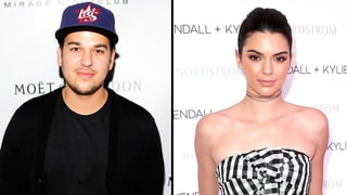 Rob Kardashian Spends Day With Kendall and Kylie at Caitlyn Jenner's House After Blac Chyna Feud Ends