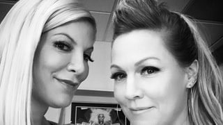 Jennie Garth Congratulates BFF Tori Spelling on Her Fifth Pregnancy