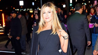 Jennifer Aniston Jokes About Accidentally Leaving Her Tag on Coat: I Wore It Four Times!