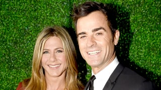 Justin Theroux Left the Golden Globes Early for His 'Girl' Jennifer Aniston: Find Out Why
