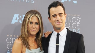 Justin Theroux Posts Sweetest Selfie for Jennifer Aniston's Birthday