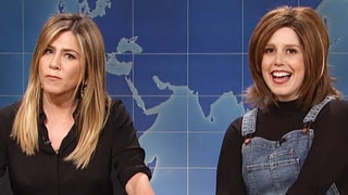 Jennifer Aniston Dishes on Saturday Night Live's Portrayal of Her 'Friends' Character, Rachel Green