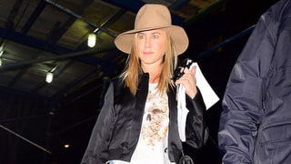 Jennifer Aniston Steps Out in NYC After Brad Pitt Divorce Announcement: First Photo