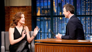Jennifer Garner Warns Seth Meyers: Parenting Is 'Going to Suck'