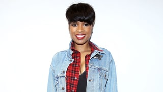 Jennifer Hudson Is All About Wearing Denim in the Summer