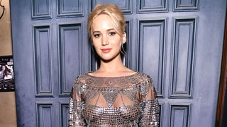 Jennifer Lawrence's Sheer Top With Velvet Culottes: Love It or Hate It?