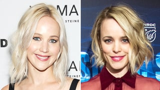 Jennifer Lawrence and Rachel McAdams in Sheer Dresses: Who Wore It Best?