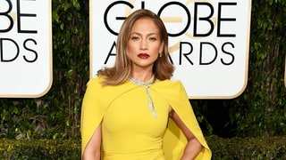 Jennifer Lopez, Golden Globes 2016