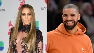 Jennifer Lopez and Drake Spend New Year's Eve Together at His Las Vegas Show