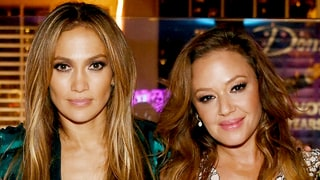 Leah Remini Defends BFF Jennifer Lopez's 'Innocent' Kiss With Marc Anthony