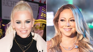 Jenny McCarthy Slams Mariah Carey Over New Year's Eve Performance: 'It Was a Complete Train Wreck'