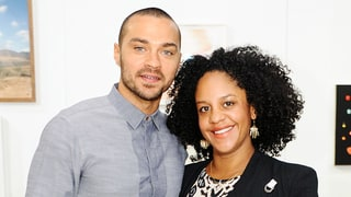 Jesse Williams and Aryn Drake-Lee