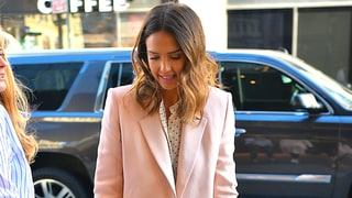Jessica Alba's Spring Street Style Includes This Surprising Color Combo