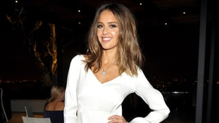 Jessica Alba: Galvan for Opening Ceremony Dinner