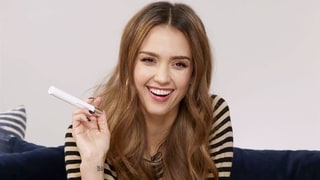 Jessica Alba: What's in My Makeup Bag?